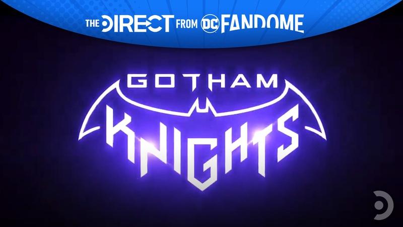 Gotham Knights Logo