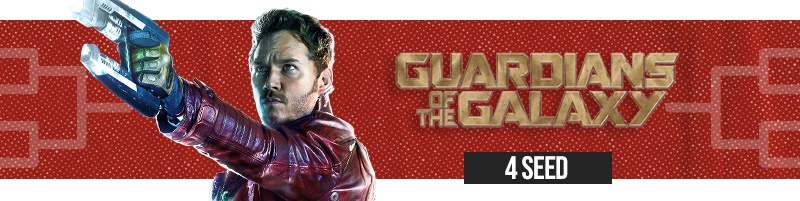 #4 Guardians of the Galaxy