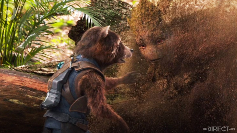 Rocket and Groot in Avengers: Infinity War