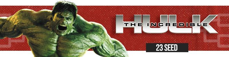 #23 The Incredible Hulk