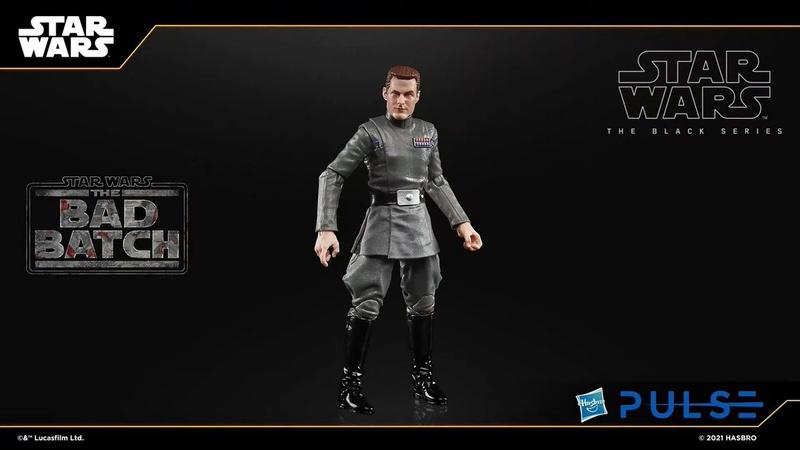 Hasbro Black Series Vice Admiral Rampart