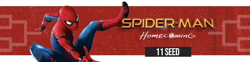 #11 Spider-Man: Homecoming