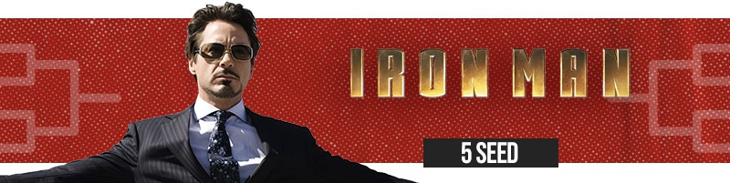 #5 Iron Man