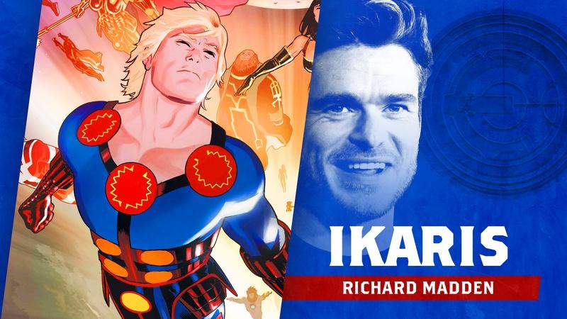 Richard Madden, Ikaris