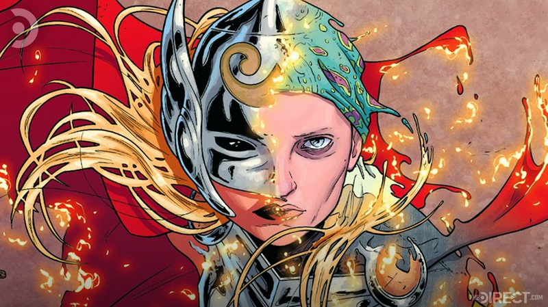 Jane Foster from comics