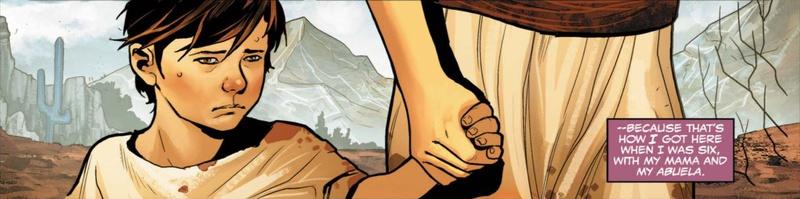 Joaquin Torres Dreamer Falcon Marvel Comics