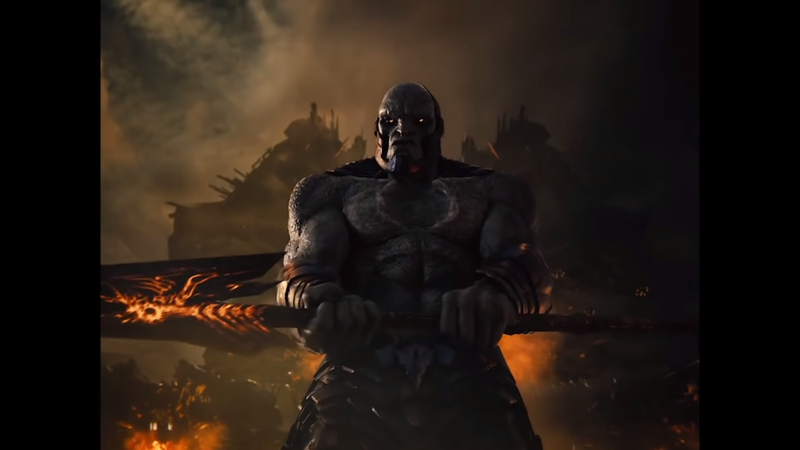 Darkseid from Zack Snyder's Justice League