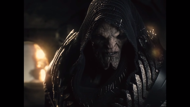 DeSaad, from Zack Snyder's Justice League