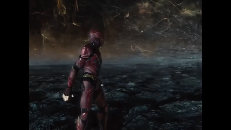 The Speedforce, from Zack Snyder's Justice League