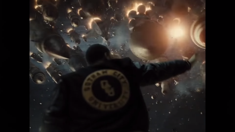 Missiles in The Snyder Cut