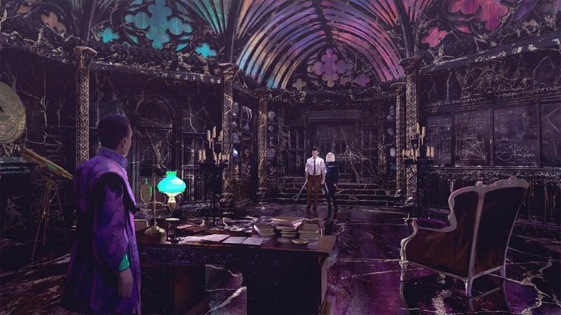Loki Finale Citadel Art