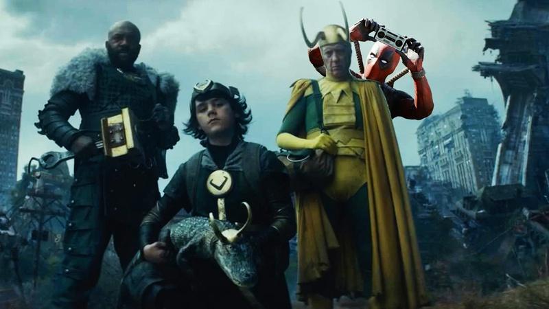 Loki, Kid Loki, Classic Loki, Boastful Loki