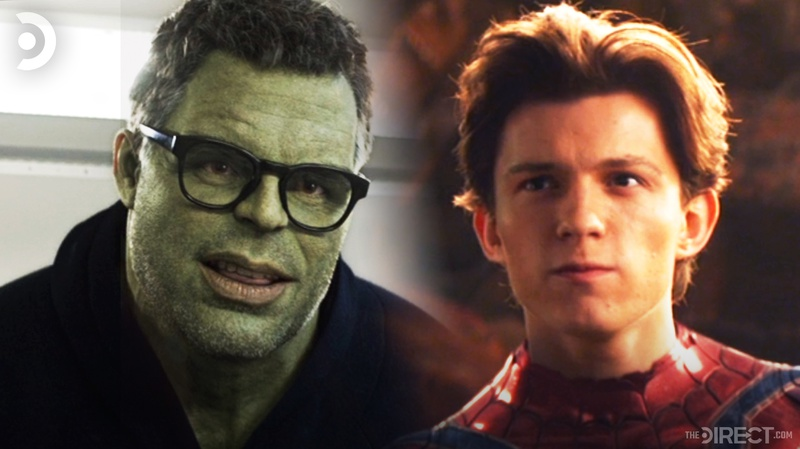 Hulk and Spider-Man