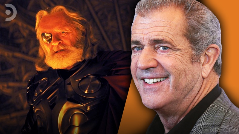 Odin and Mel Gibson