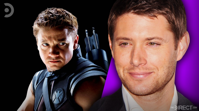 Hawkeye and Jensen Ackles