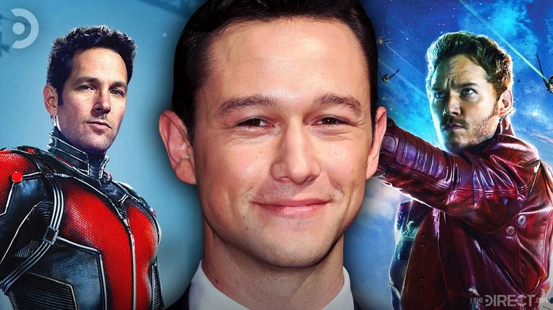 Ant-Man, Joseph Gordon-Levitt, Star Lord