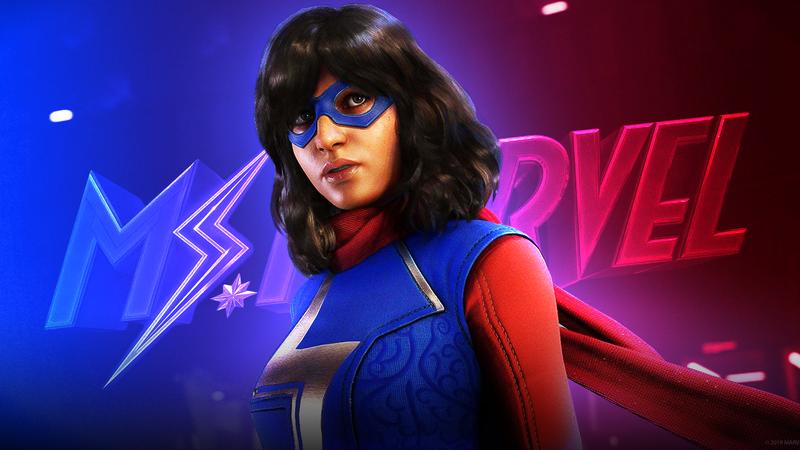 Ms. Marvel from Marvel's Avengers