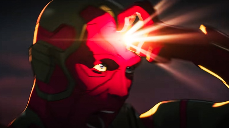 Marvel, MCU, What If...?, Vision