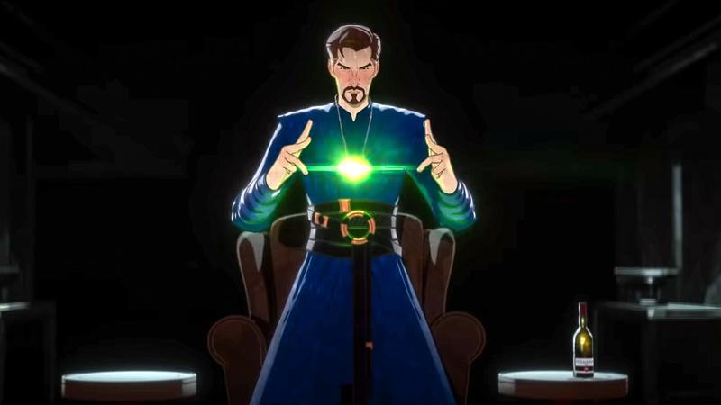 What If...?, Doctor Strange, Marvel, MCU