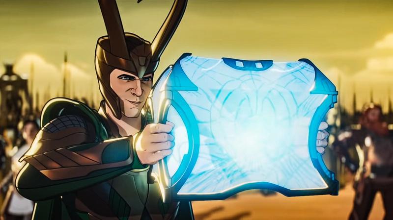What If...?, Loki, Marvel, MCU