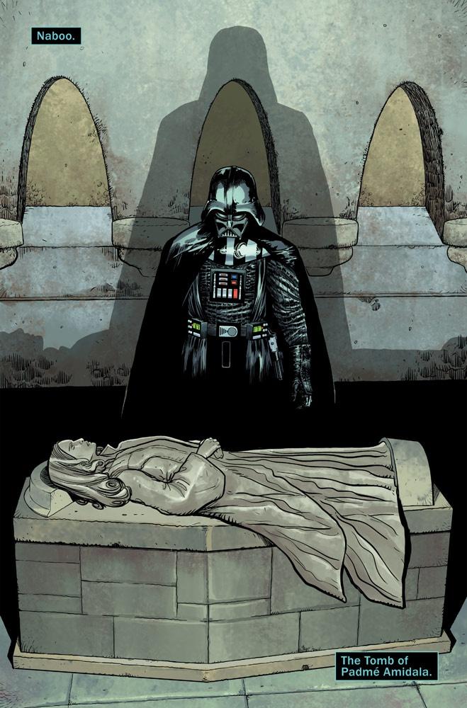 Marvel's Darth Vader # 5