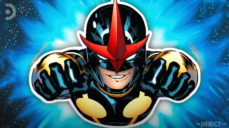 Nova from Comics