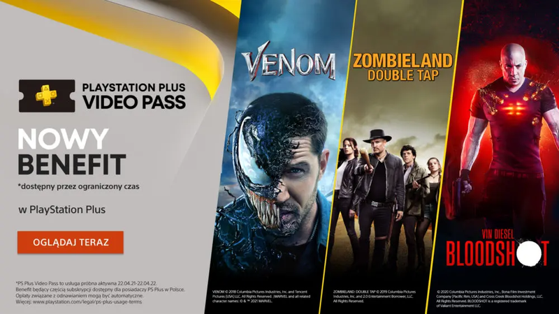 PlayStation Plus Video Pass announcement