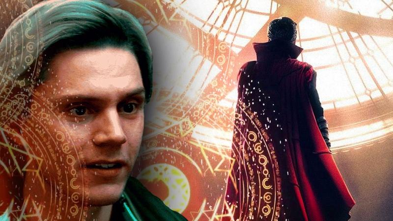 Quicksilver Doctor Strange