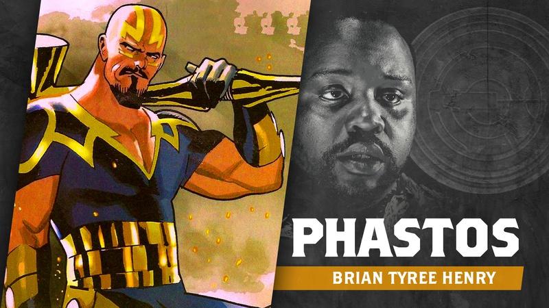 Brian Tyree Henry, Phastos