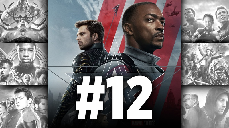 The Direct's The Falcon and the Winter Soldier ranking