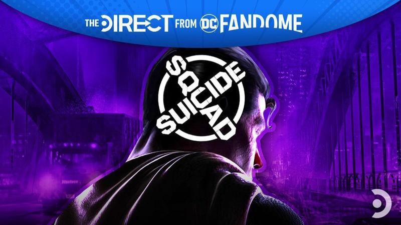 Suicide Squad Kill the Justice League Poster DC FanDome