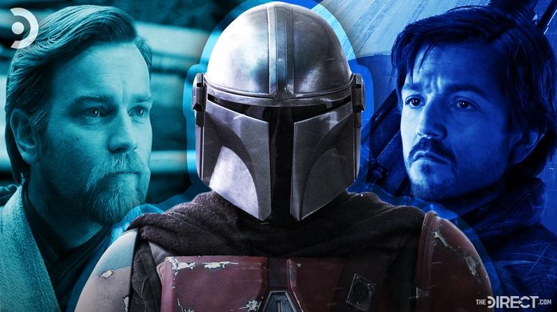 Obi-Wan Kenobi, The Mandalorian, Cassian Andor