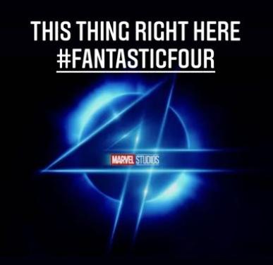 Roger Clark Thing Fantastic 4