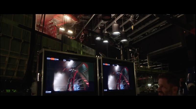 """Screenshot 2020 09 12 at 23 DoPngMQ - Nuevas imágenes entre bastidores de la """"Liga de la Justicia"""""""