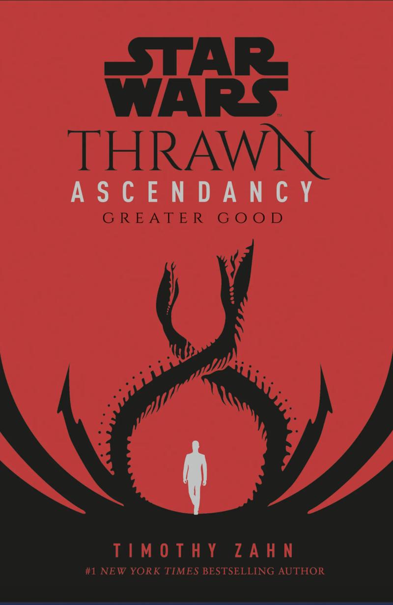 Thrawn Ascendancy book by Timothy Zahn