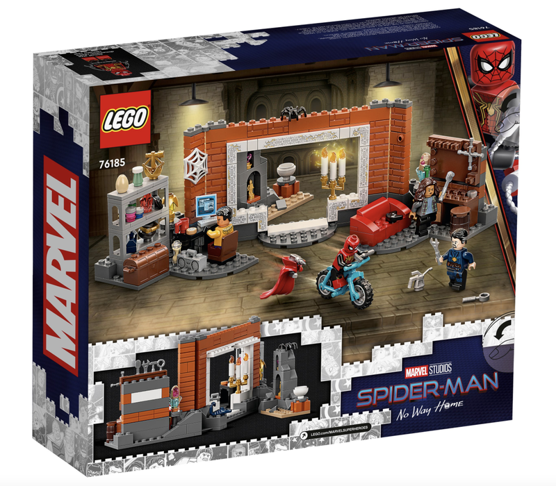 Spider-Man No Way Home LEGO set