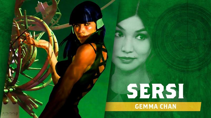 Gemma Chan, Sersi