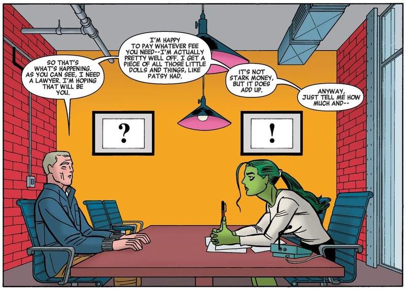 She-Hulk Steve Rogers