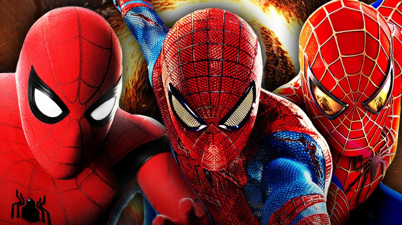 3 Spider-Man movies
