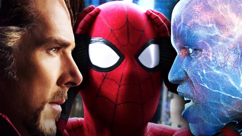 Doctor Strange, Spider-Man, Electro
