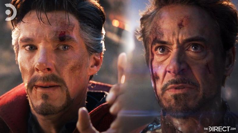 Doctor Strange and Tony Stark