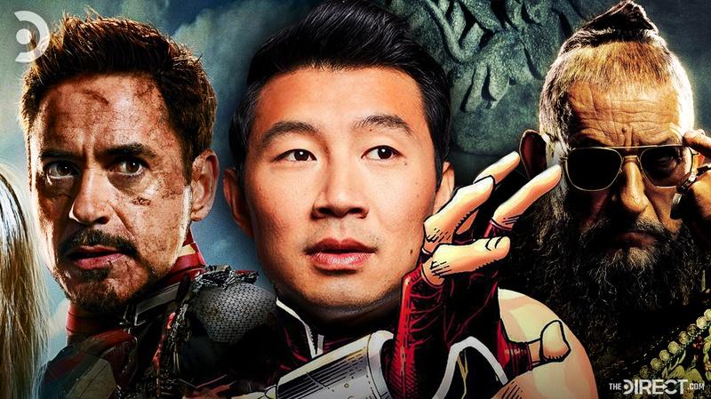 Tony Stark, Simu Liu, Mandarin