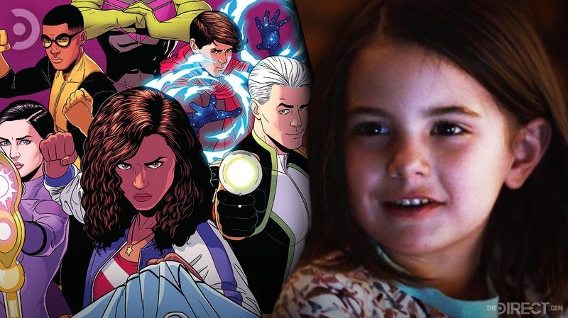 Young Avengers from Comics, Morgan Stark