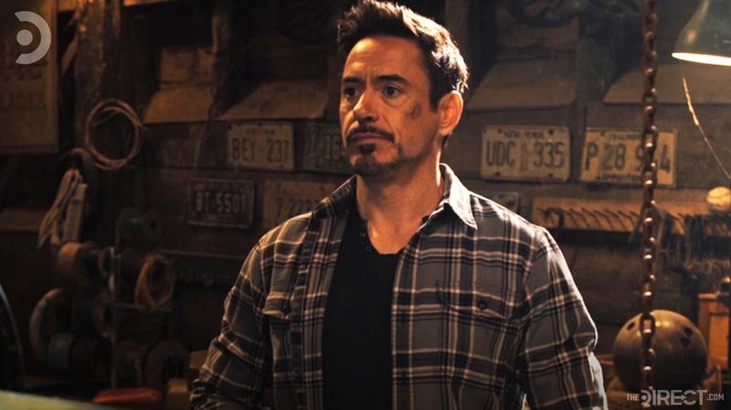Tony Stark in Avengers: Age of Ulton