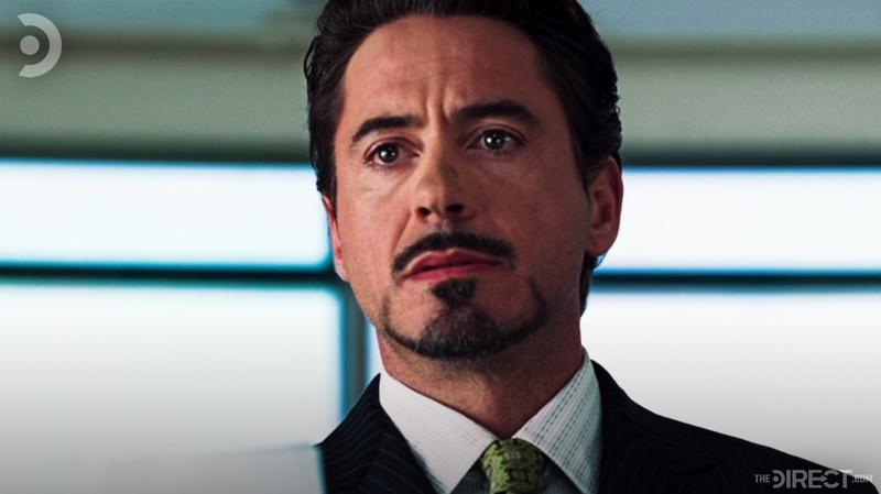 Tony Stark in Iron Man