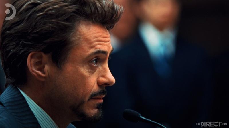 Tony Stark in Iron Man 2