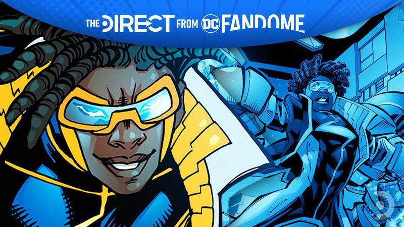 Static Shock Comic DC FanDome