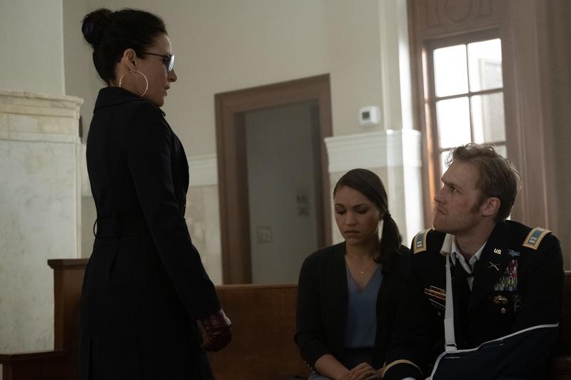 Falcon and Winter Soldier Contessa Val Julia Louis Dreyfus