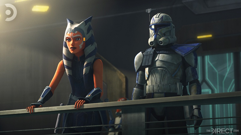 Ahoksa & Captain Rex