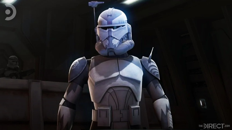 Clone from Star Wars The Clone Wars
